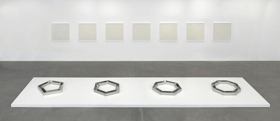 Walter De Maria, installation view