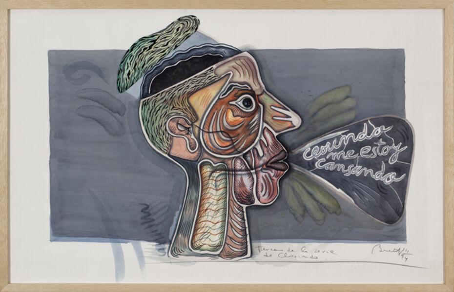 Luis F. Benedit, 'Third of the Clorindo series', 1994