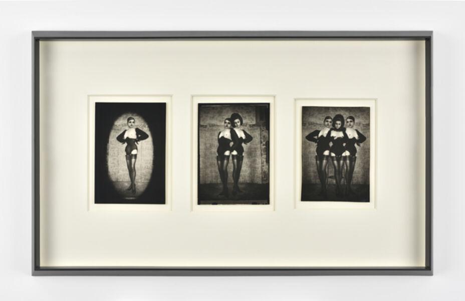 Pierre Molinier, 'Pierre et Hanel', 1968