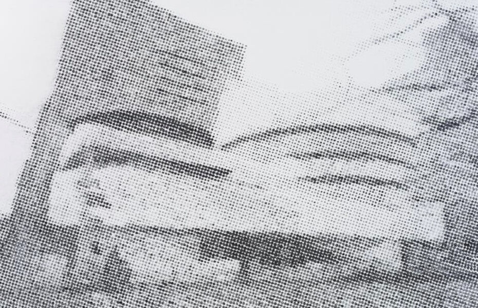 Chen Shaoxiong 陈劭雄, 'Collective memory - The Solomon R. Guggenheim Museum', 2016