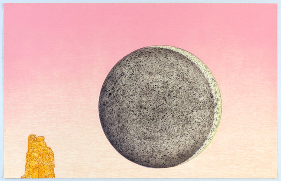 Michael Krueger, 'The Other Side of the Moon (Let's Keep It Between Us)', 2018