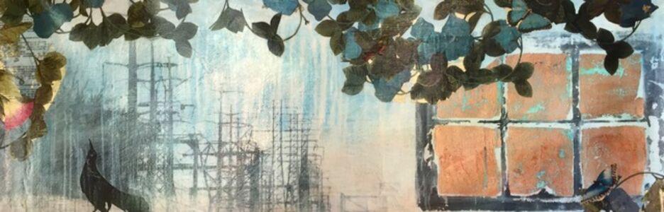 Tracy Silva Barbosa, 'Early Morning Train', 2020