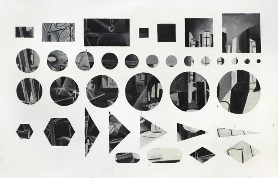 Jorge Macchi, 'Cover 04', 2013