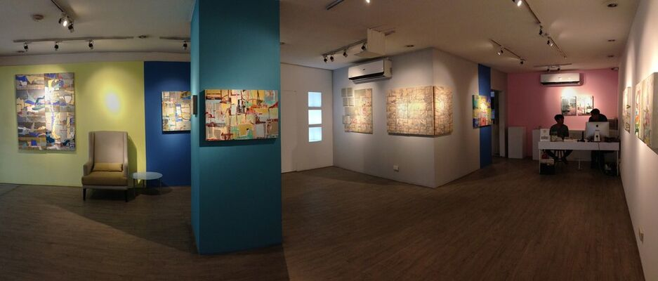 5 Projects, installation view