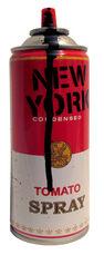 Spray Can: New York (Black)