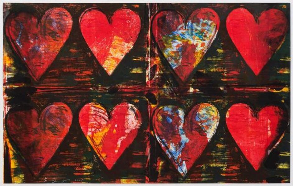 Jim Dine, 'Chartres 2nd Version', 2015