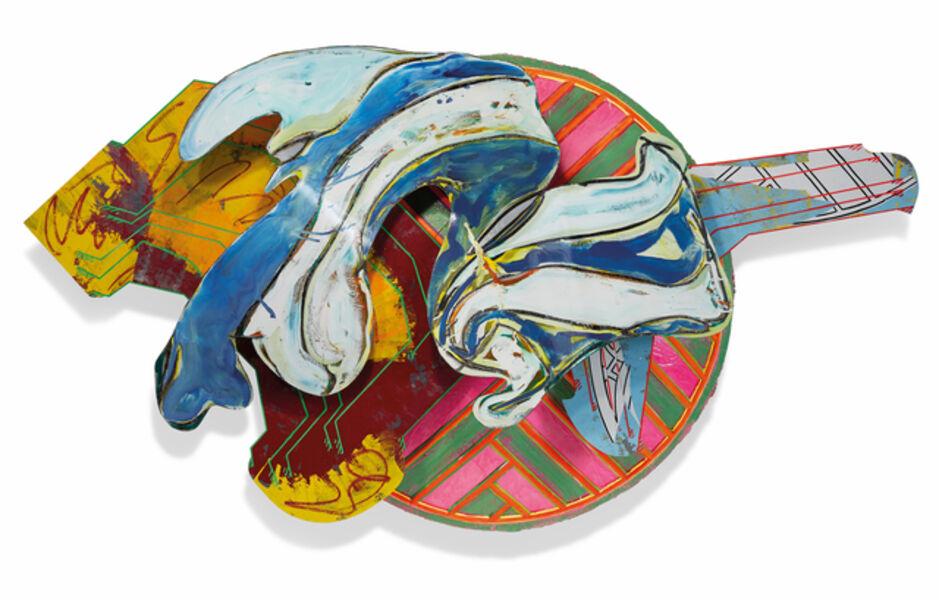 Frank Stella, 'Est-ce que la baleine diminue?', 1988