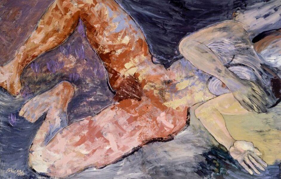 Carole Eisner, 'Tessa', 1986