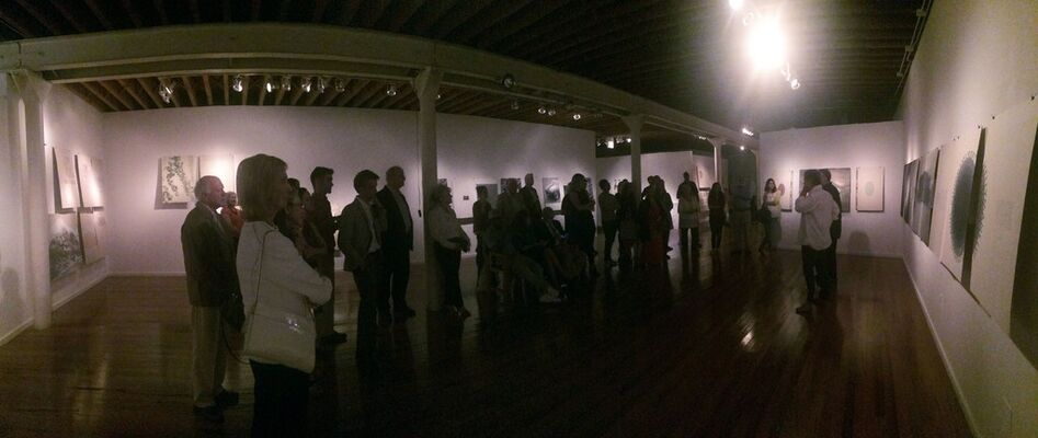 Double Diablerie, installation view