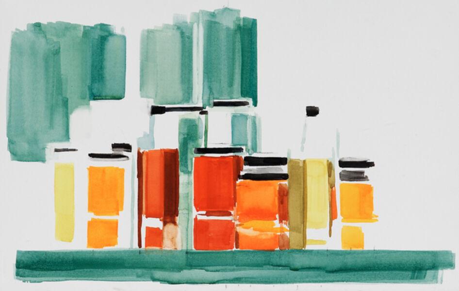 Peri Schwartz, 'Bottles & Jars #14', 2014