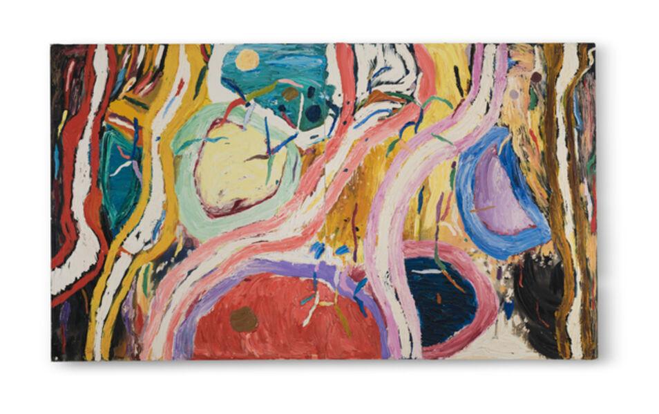 Gillian Ayres, 'Foreign Ground 异乡之地', 1998