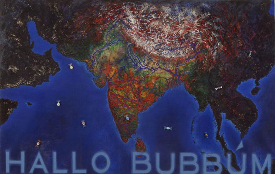 Silvio Merlino, 'Hallo Bubbum', 1988