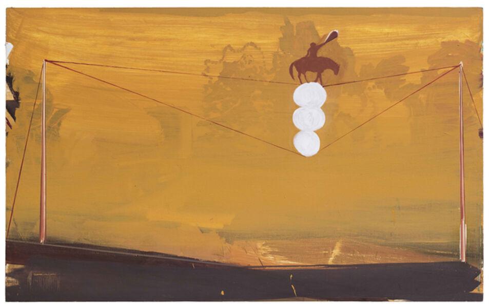 Ma Ke 马轲, 'The Rider Who Roams The Sky', 2018