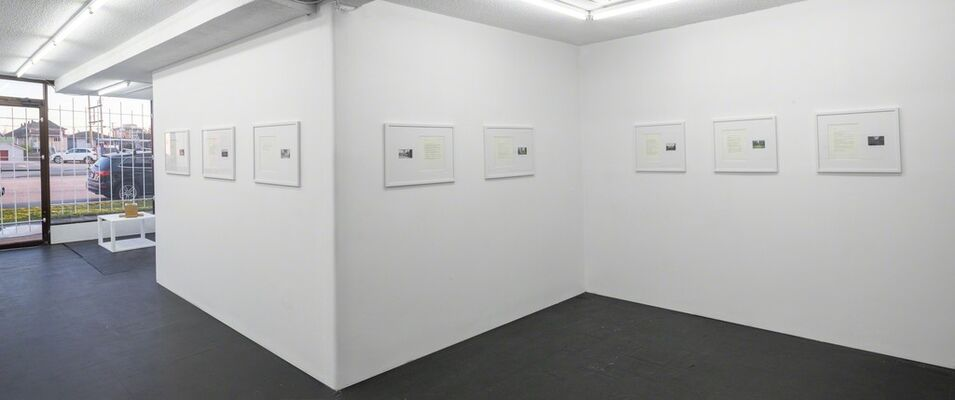 The Box Project, installation view