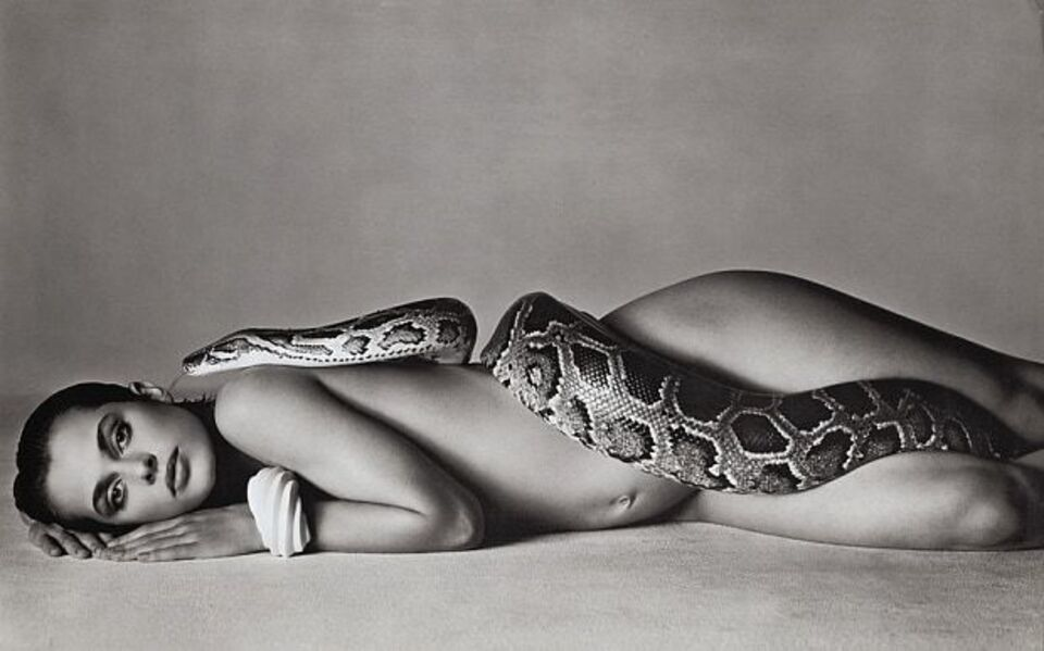 Richard Avedon, 'Nastassja Kinski and the Serpent, Los Angeles, California', 1981