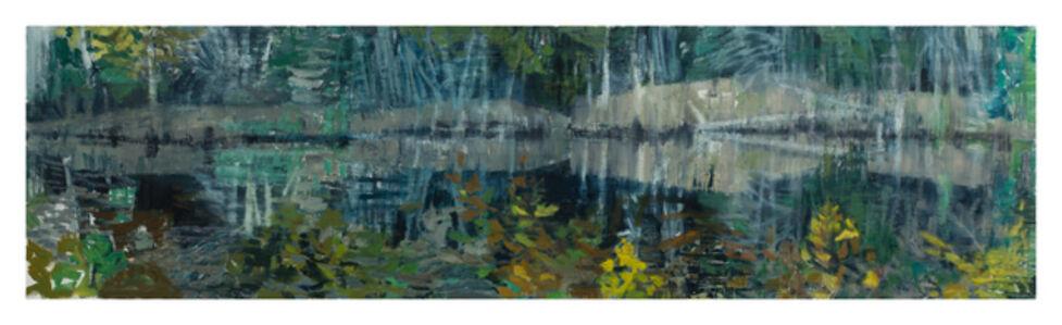 Joanna Logue, 'Pool -pretty marsh', 2019