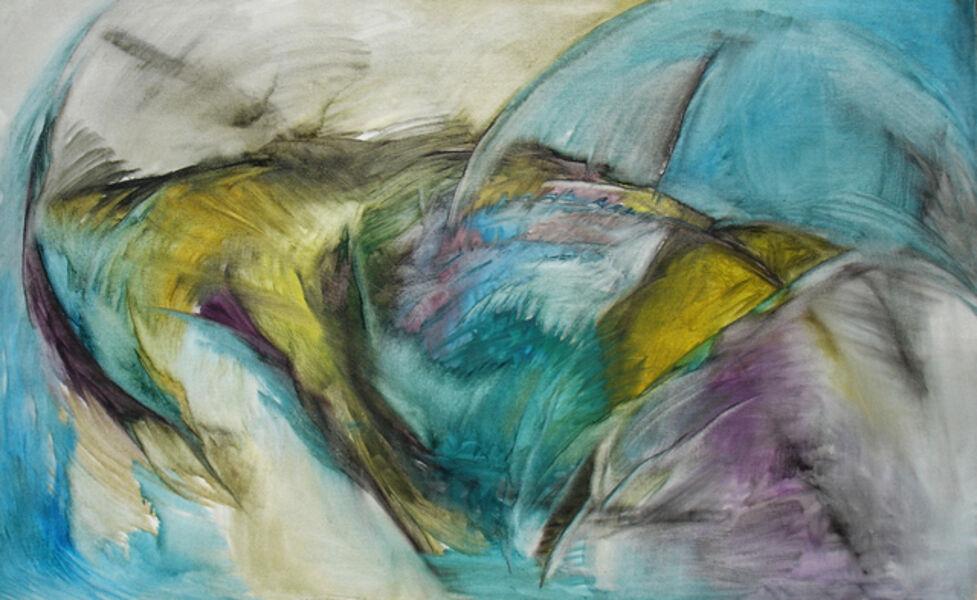 Jean Bedrosian, 'Rising Storm', 1985