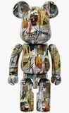 Basquiat Bearbrick 200% Companion (Basquiat BE@RBRICK)