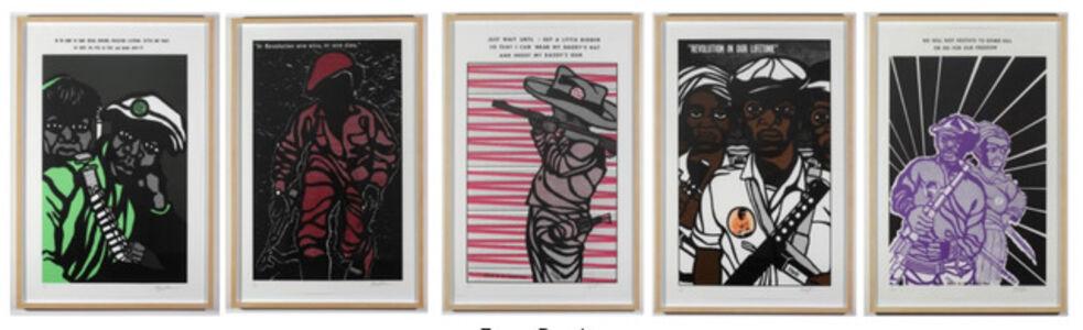 Emory Douglas, 'Revolution in Our Lifetime (Full Series)', 1969-1979/2009