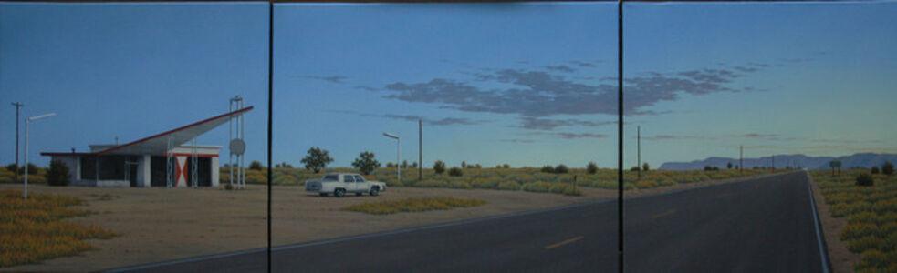 Simon Harling, 'Derilict Gulf, New Mexico'