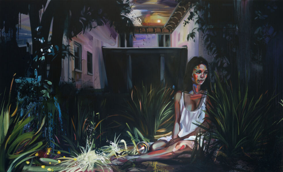 Rebecca Campbell, 'Night Watch', 2011