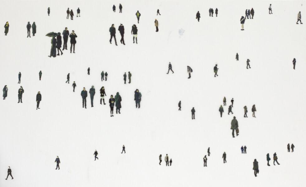 Niklas Eneblom, 'Extras,', 2017