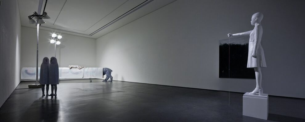 CHUN SUNGMYUNG <SWALLOWING THE SHADOW>, installation view