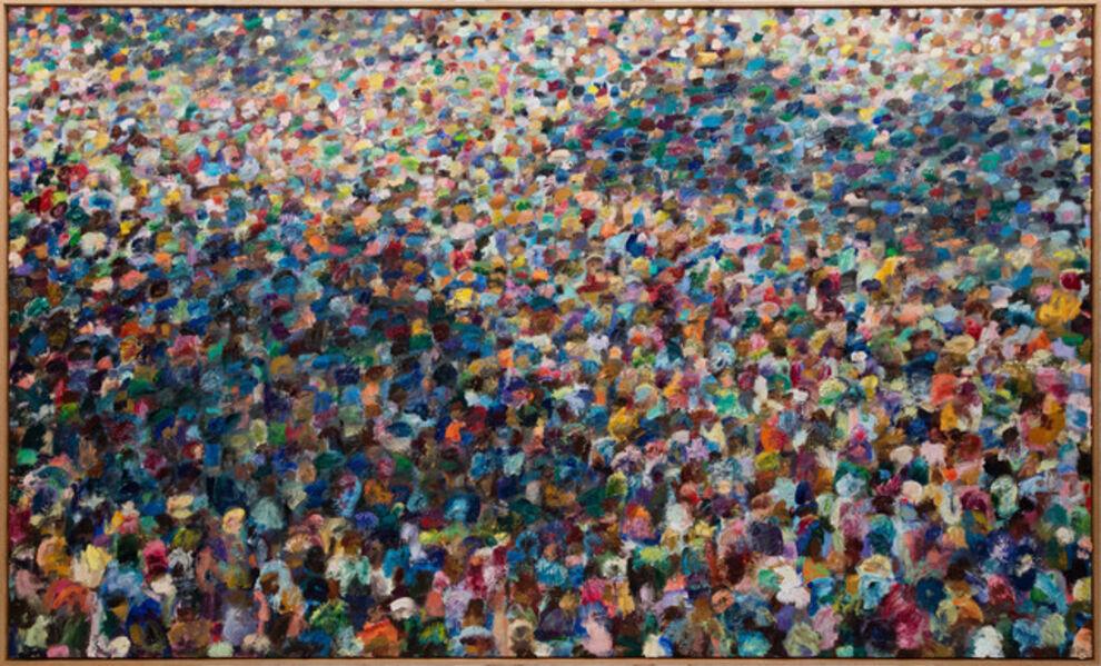 Keegan Monaghan, 'Crowd (working title) ', 2019-2020