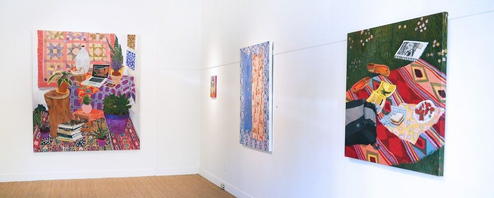 Endless Summer, installation view