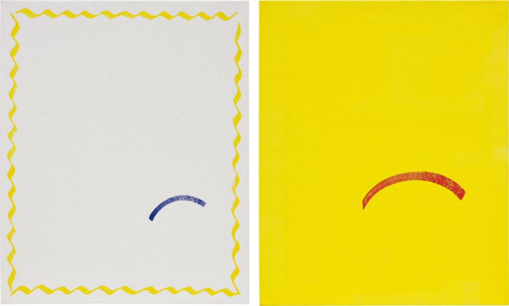 Paul Cowan, 'Two works: (i-ii) Untitled', 2012