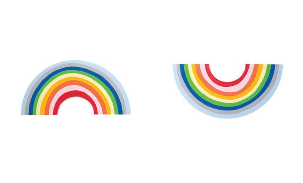"""Cary Leibowitz (""""Candy Ass""""), 'Sad Rainbow, Happy Rainbow', 2007"""