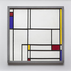 Homenaje a Mondrian