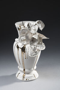 Existential vase No. 6 - Crowning
