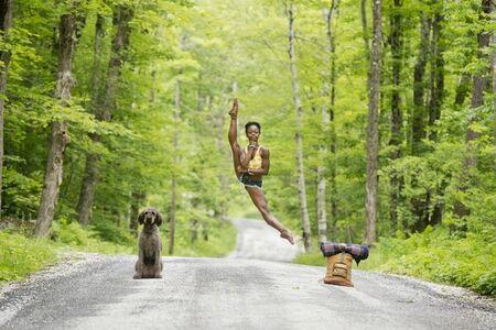 Jordan Matter: Hopperesque Dancers Among Us