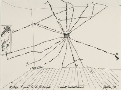 Parrish Perspectives - Joe Zucker: Life and Times of an Orb Weaver