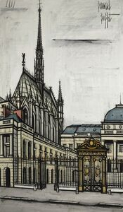 Bernard Buffet - The Theory of Line
