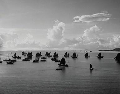 HONG-KONG. Harbour of Kowloon
