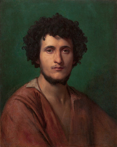 Portrait of a Peasant of the Roman Campagna