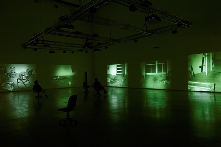 Mapping the Studio I (Fat Chance John Cage)