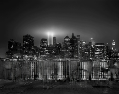 Tribute of Light, Sunday, September 11th (TV11511)