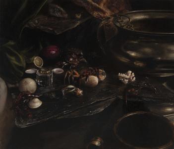 Bodegón de las esferas