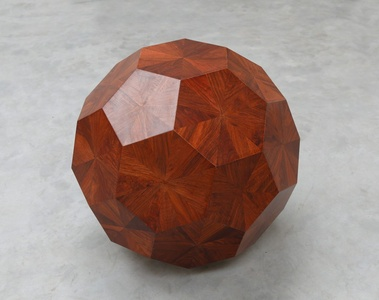 Untitled (Wooden Ball)