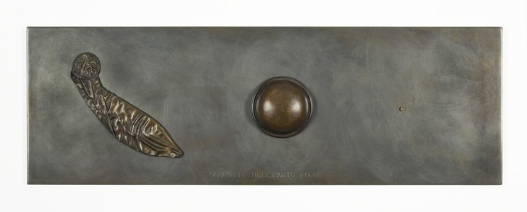 Revolution: Object in Three Parts (Bronze, cast of 1966 version)