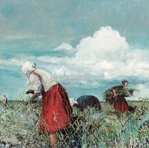 Sabine Moritz: Harvest