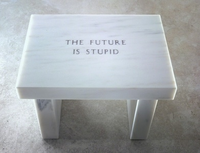 SELECTION FROM SURVIVAL: THE FUTURE IS STUPID
