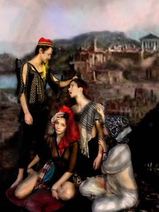 Byronic - Don Juan - Canto IV