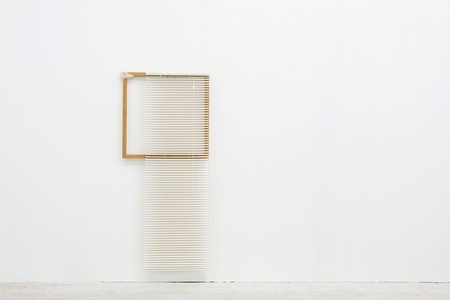 Wood Structure, Blinds and Canvas