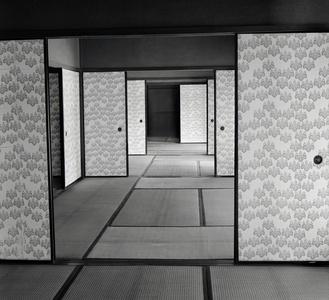 JAPAN. Kyoto. Katsura Palace, an old Imperial villa.