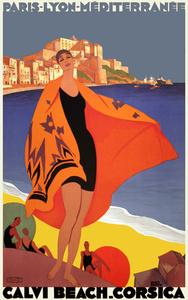 Calvi Beach - Corsica - French Rivera