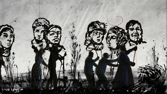 William Kentridge - If We Ever Get to Heaven